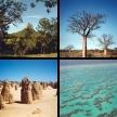 Australische Landschaften