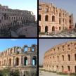 El Djem: Amphitheater