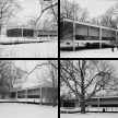 Farnsworth House in Plano, Illinois