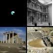 Milet, eine antike Stadt an der Westküste Kleinasiens