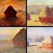 Monets Serien: Getreideschober, Pappeln und Kathedralen