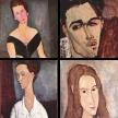 Portraits von Amedeo Modigliani