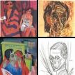 Selbstportraits von Ernst Ludwig Kirchner