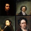Selbstportraits von Francisco Goya