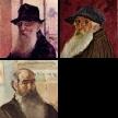 Selbstpotraits von Camille Pissarro