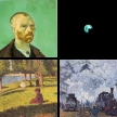 Werke im Fogg Art Museum