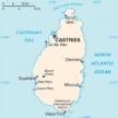 Karte von St. Lucia