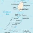 Karte von St. Vincent & die Grenadinen