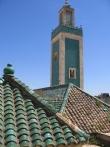 Medersa Bou Inania Minare