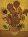 Vincent van Gogh: Fünfzehn Sonnenblumen (Januar 1889) Van Gogh Museum, Amsterdam