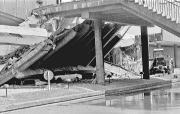 Kongresshalle Berlin (kurz nach dem Einsturz am 21.05.1980)