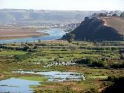 Tal des Bou-Regreg, zwischen Sale und Rabat, Marokko