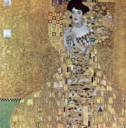 Gustav Klimt: Adele Bloch-Bauer I (1907)