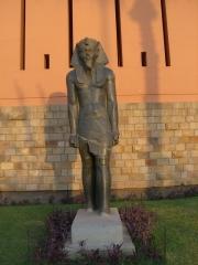 Statue des Merenptah, Museum Louxor