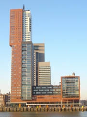 Rotterdam: Montevideo Tower