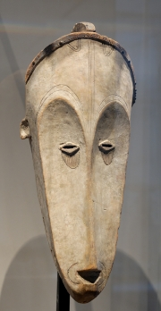 Fang Maske (19. Jahrhundert)