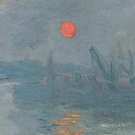 Impression, Sonnenaufgang: Claude Monet (1873)