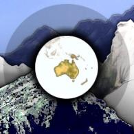 Berge in Australien & Ozeanien