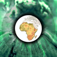 Vulkane in Afrika