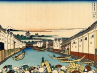 Nihonbashi_bridge_in_Edo
