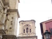 Granada - Campanile della Cattedrale