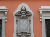 Roma, via della mercede: memoria di Gianlorenzo Bernini sulla sua casa (1898)