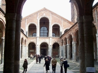Basilica di S. Ambrogio, Mailand