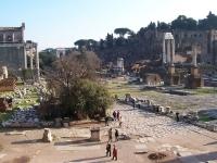 Forum Romanunm, Rom
