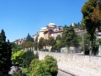 Bergamo - Mura Venete presso Porta S. Agostino