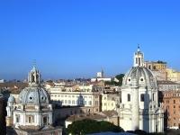 Roma - La città vista dal Vittoriano