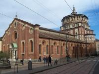Mailand: Santa Maria delle Grazie