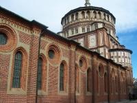 Milano - Chiesa di S. Maria delle Grazie