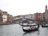 Venezia - Canal Grande e il Ponte di Rialto