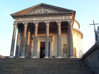 Turin: Kirche der Mutter Gottes