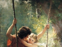 1873 Pierre Auguste Cot - Spring