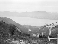 1919-1920 View from Mount Parker