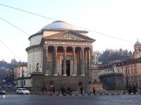 Torino - Chiesa della Gran Madre di Dio
