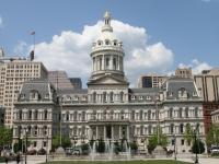 Rathaus von Baltimore, USA