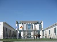 Bundeskanzleramt, Berlin, Deutschland
