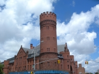 23 Rgt armory south tower jeh