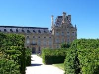 Garten des Palais du Louvre (Pavillon de Flore)
