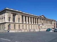 Paris: Palais du Louvre (Colonnade)