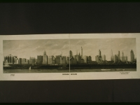 Chicago skyline (1927)