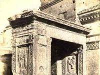 Arcus Argentarious, Rome, 1860s
