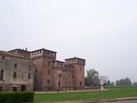 Castello di San Giorgio a Mantova.