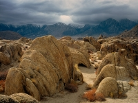 Nahe Lone Pine, Kalifornien