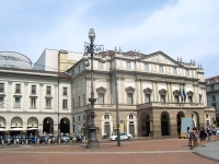 Mailand: Teatro alla Scala