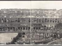 Interior of Coliseum, Rome