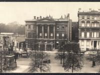 Hyde Park corner, London.