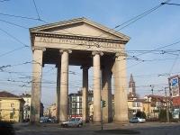 Porta Ticinese, Mailand, Italien